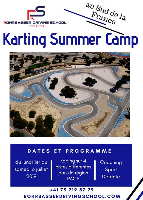 Camp de karting